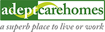 Adept Carehomes Logo